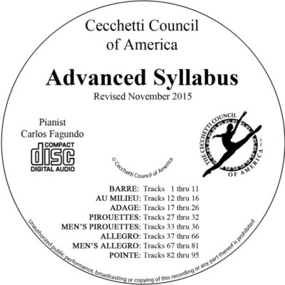 Advanced Syllabus (VII) CD